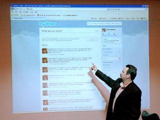 John Sellards discusses social media